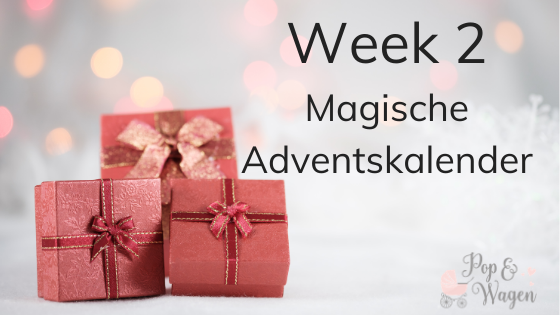 Week 2 Magische Adventskalender Superheldenshop