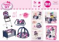Bayer Design travelset 9 in 1 roze