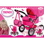 Bayer-Design wandelwagen Trendy pink
